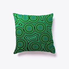 Malachite Rings Gift Pillow