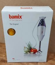 Bamix swissline hand blender with EXTRAS