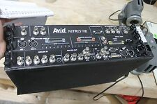 Avid Nitris HD 0020-03283-01 Symphony Processor Video Editing Breakout Box