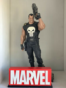Sideshow Punisher Comiquette Statue Marvel