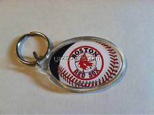 Boston Red Sox Acrylic Key Chain