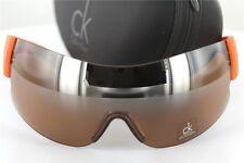 Calvin Klein ck 1069S 286 Sonnenbrille Braun/Orange sunglasses