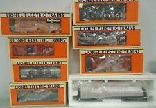 L#4 O Gauge Lionel Frisco Set 1 Engine & 7 Cars