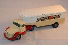 """Tekno Denmark 435 Volvo truck """"LEEUWENZEGEL"""" DUTCH PROMO SCARCE Superb"""