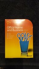Microsoft Office Home and Business 2010, SKU T5D-00154, Retail Box, Full