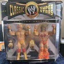 WWE Classic Superstars Hulk Hogan vs. Ultimate Warrior 2 Pack by Jakks Pacific.