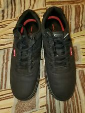Levis Casual  Mens Black Lifestyle Sneakers Shoes Size 10
