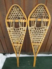 "Snowshoes 41"" Long  Ready To Hang for Decoration"