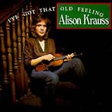 Alison Krauss - I've Got That Old Feeling [New CD]
