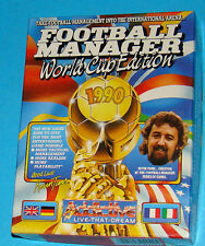 Football Manager World Cup Edition - Commodore 64-128 C64 - PAL