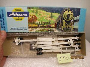 JT-50 Athearn HO 5 Car Spine Car Set ATSF 298965