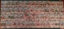 54 Cartes Divinatoires - Grimaud - Tarot complet des années 1890 - Mle Lenormand