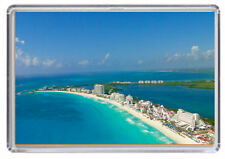 Cancun Mexico Fridge Magnet 01