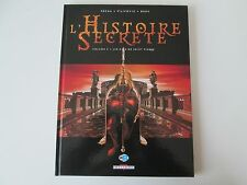 HISTOIRE SECRETE T4 REEDITION LES CLES DE SAINT PIERRE DD1