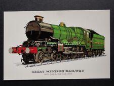 Great Western Railway CLUN CASTLE No.7029 Locomotive by Prescott c1970's