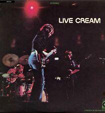 """CREAM """"LIVE"""" ORIG US 1970 VG++/EX"""