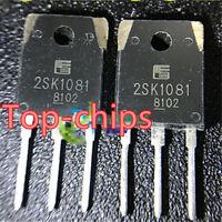 1PCS 2SK1081 Encapsulation:TO-3P   new