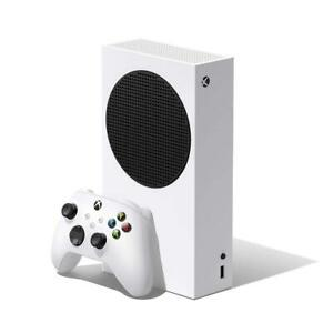 Microsoft Xbox Series S 512GB Digital Games Console with Controller - White