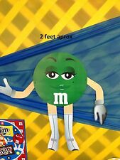 m & m happy birthday party decoration supplies  Green