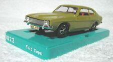Marklin auto RAK 1822 Ford Capri groen nieuwe staat. Deuren, motorkap en koffer