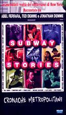 Subway Stories. Cronache metropolitane (1997) VHS Eagle Video - rara