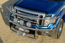 Ford F150 2009 - 2014 Smoke Bug Hood Shield Bugshield Deflector Stone Guard
