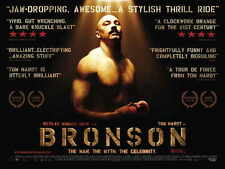 BRONSON Movie POSTER PRINT 30x40 Tom Hardy Matt King