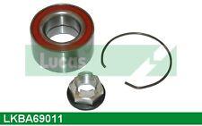 LUCAS Cojinete de rueda RENAULT CLIO 5 19 SUPER EXPRESS 11 TWINGO LKBA69011