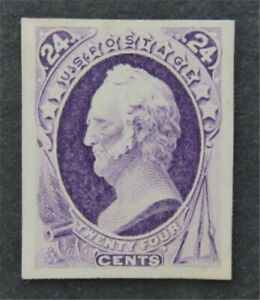nystamps US Stamp # 164 Mint NGAI Proof   L30x156