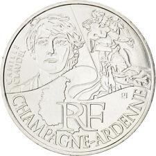 EUR, Vème République, 10 Euro Champagne-Ardenne, Camille Claudel 2012 #28640