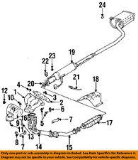 Exhaust Gaskets for Suzuki Esteem | eBay