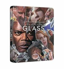 Glass, 2019 Target Exclusive Limited Edition Steelbook (Blu-Ray + Dvd + Digital)