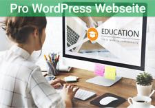 """""""Pro"""" Webseiten Programmierung - Webdesign - WordPress Website- Homepage"""