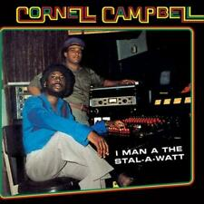 CORNELL CAMPBELL - I MAN A THE STAL-A-WATT (2 CD) USED - VERY GOOD CD