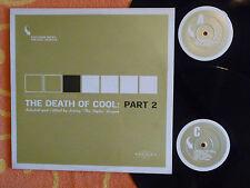 Various NOODLES DEATH OF COOL PART 2 2-LP 2001 UK Press Experimental/Electronic