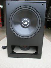 M&K Miller & Kreisel MX-150 THX Powered Subwoofer Speaker