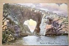 Postcard- ROCKS AT MORGAT, BRILTANY
