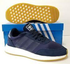 Adidas I-5923 Full Boost Sole Shoes Navy Blue White Gum D97347 Mens 7.5 WMNS 8.5