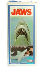 Vintage 1975 Ideal Universal Studios JAWS The Great White Shark Game w/Box