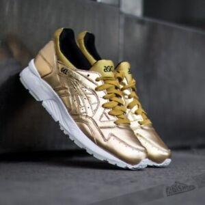 Asics Gel Lyte V Gold Golden Sneakers Men 13