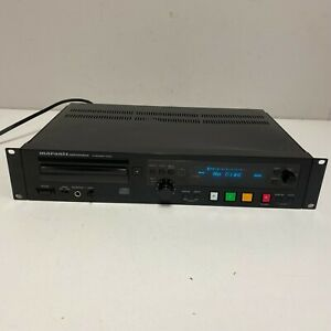 Marantz Professional CD Recorder Player CDR633 TESTED WORKING Rack Mountable