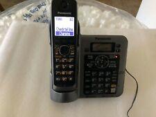 @  Panasonic KX-TG7641M Main Base Answering System w/ AC Power Supply w/ 2 AA