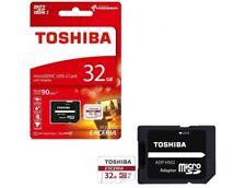 TOSHIBA 32GB EXCERIA M302-EA MICRO SD FLASH MEMORY CARD UHS-I U3 CLASS 10 90MB/s