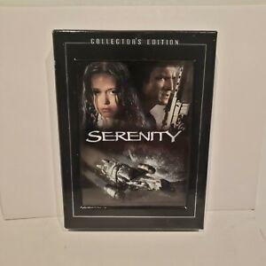 Serenity (DVD, 2007, 2-Disc Set, Collectors Edition)