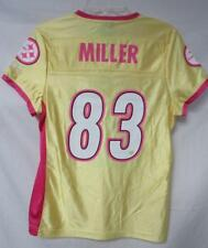 35d8089ea Pittsburgh Steelers Heath Miller  83 Women s Size Medium Jersey A1 686