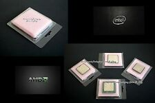 Processor Clamshell for Intel AMD CPU's - Sold in Lot of 10 25 40 80 & 250 - New