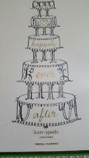 Kate Spade N.Y. Happily Ever After/Bridal Planner