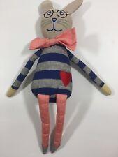Cotton Patch REGGIE Rabbit By Suki  Soft Toy Comforter