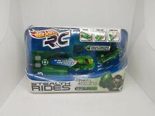 Mattel Hot Wheels RC Stealth Rides Green Lantern Racing Car Remote Control