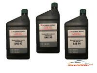 3 Quarts Genuine Mitsubishi DiaQueen LSD Oil Transfer Case Differential MZ320345
